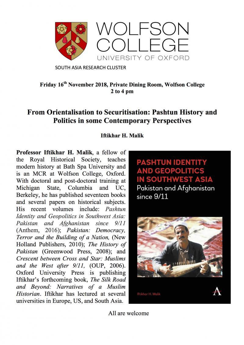sarc pashtun history and politics in some contemporary perspectives
