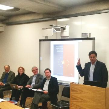 oxford panel group  eu china relations