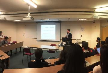 warwick lecture  picture