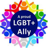 a proud lgbt ally