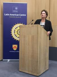 dilma event