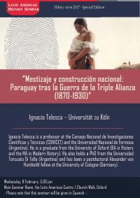 paraguay history seminar 8 feb