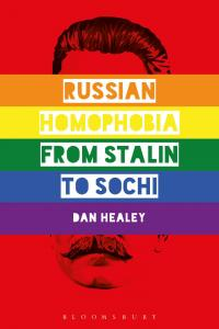 russian homophobia book cover